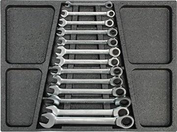 Werkstattwagen gefüllt mit Werkzeug Werkzeugschrank Werkzeugwagen Werkzeugkiste - 3