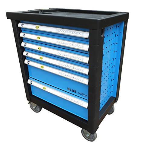 bensontools werkstattwagen best ckt mit werkzeugen blue edition 2 werkstattwagen. Black Bedroom Furniture Sets. Home Design Ideas
