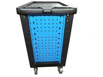 Bensontools Werkstattwagen bestückt mit Werkzeugen Blue Edition - 5
