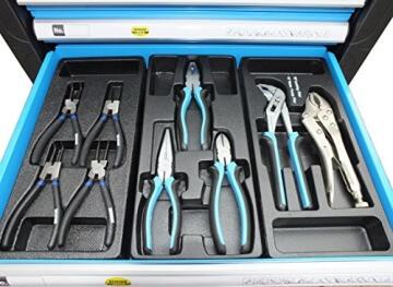 Bensontools Werkstattwagen bestückt mit Werkzeugen Blue Edition - 8
