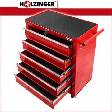 Holzinger Werkzeugwagen HWW1005KG - 5 Fächer - 2