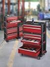 Schubladenschrank mit Rädern - 1