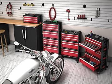 Schubladenschrank mit Rädern - 4