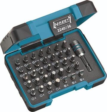 Hazet Werkzeugwagen Assistent 179-7 mit 220-teilig Sortiment, 179-7/220 - 5