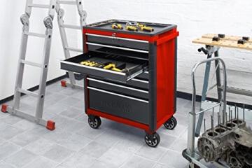 Meister Werkstattwagen 688 x 458 x 939 mm, 8986050 - 2