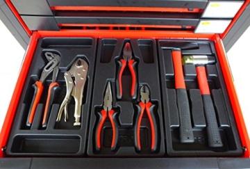 Werkstattwagen bestückt gefüllt Werkzeugwagen Werkzeugkiste Werkzeug Schrank Box 542 - 7